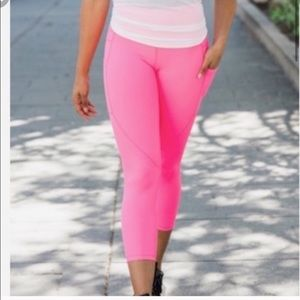 Zyia Active HR Light n Tight Cropped Leggings XXS